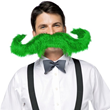 "Green 30"" Super Stache from Gaggifts.com"