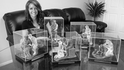 kristen Lamb, still with you statues