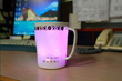 iTOMO-Cup, a Cup Integrated with Smart Features Created by Deltron...