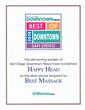 Best massage winner
