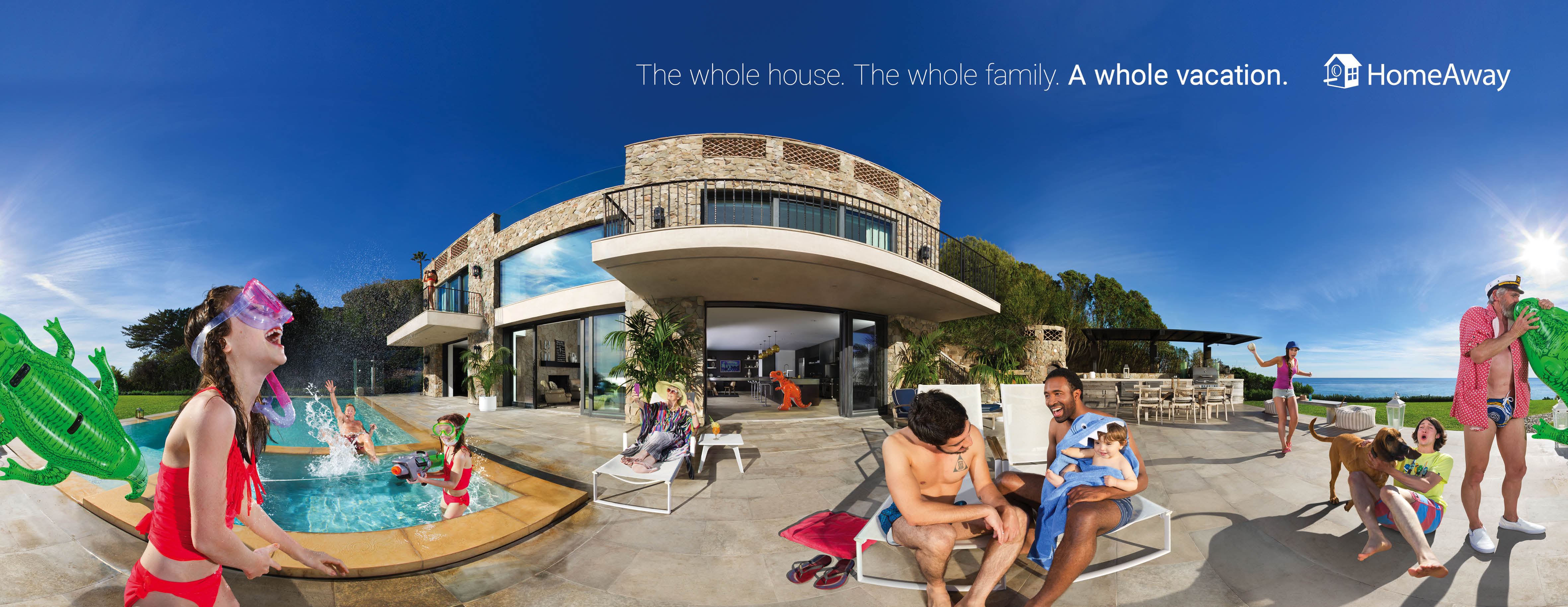Seeking to Redefine the Family Vacation Experience ...