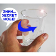 Dribble Glass Prank from Stupid.com