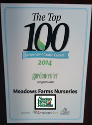 Top 100 Independent Garden Centers 2014