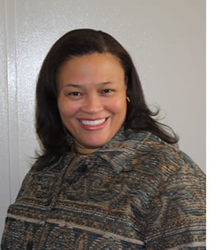 Photo of Dionne Thompson, Deputy Commissioner for External and Intergovernmental Affairs