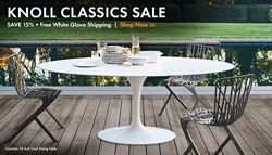 Knoll Classics Sale at YLiving