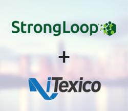 iTexico in partnership with StrongLoop
