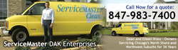 ServiceMaster DAK - ServiceMaster Clean franchised businesses in the Chicago suburbs