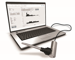 GlycoCheck® Microvascular Health Monitor (MHM) is a complete imaging solution for screening patients' perfused boundary region (PBR) to help determine overall microvascular health.