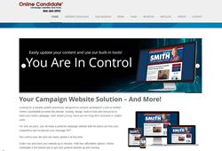 OnlineCandidate.com Redesign
