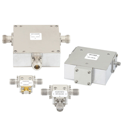 RF Isolators and RF Circulators from Fairview Microwave