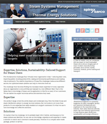 Check out Spirax Sarco's Application Portal - Steam System Management and Thermal Energy Solutions