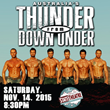Thunder from Down Under Male Revue to Hit State Theatre Stage