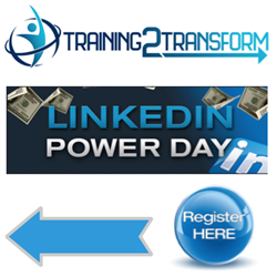 LinkedIn Power Day Events