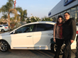 California Woman Wins Monthly Car Payment from Bakersfield Hyundai with Use of Social Media Platform