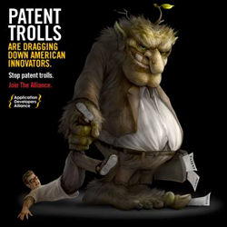 patent troll scams