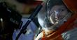 PoSSUM Scientist-Astronaut Candidate Deniz Burnham prepares for a simulated suborbital mission