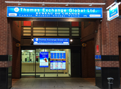 Thomas exchange global expands to embankment for Bureau service canada