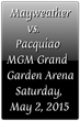 Cheap Mayweather vs. Pacquiao Tickets: Ticket Down Slashes Ticket...