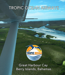 Tropic Commences Scheduled Service to Great Harbour Cay