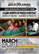 GPAA Gold and Treasure Show flyer