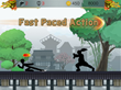 "New No-Cost App ""Rooftop Frenzy"" from Rise Up Labs is a Martial Arts Action Themed Game of Epic Proportions"
