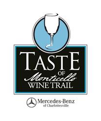 Taste of monticello wine trail festival celebrates the for Mercedes benz of charlottesville