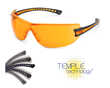 Luminary® safety eyewear, one solution within the Temple Technology® family or products