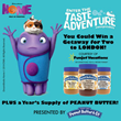 "Peanut Butter & Co. Announces ""Taste Adventure"" Sweepstakes"