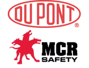 DuPont and MCR Safety Logos