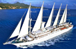 Windstar Cruises Secret Room Events celebrity nominee gift bags