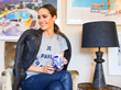 Fashion Maven Louise Roe Collaborates with Chairish and Laurel & Wolf for a Stunning Office Makeover