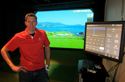 Ottawa Area Golfers Bring Game Indoors Thanks to Pine View and HD Golf
