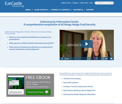 Hedge Fund Cybersecurity Online Information Center