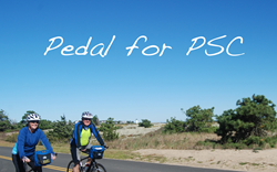Pedal for PSC Charity Bike Ride