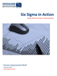 DATAMARK Information Brief Highlights Six Sigma's Role in Business...