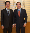 Congressman Royce Meets with Yamaha Senior Management to Discuss West...