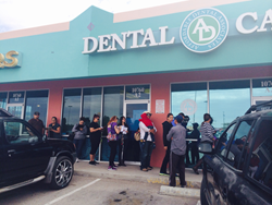 Free Dental Day at El Paso dentist Dr. Mehrnoosh Darj