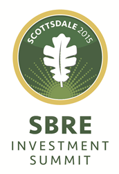 SBRE Investment Summit Logo - Scottsdale