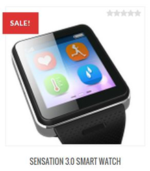 Sensation Health Smart Watch