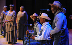 McIntosh County Shouters at Hillside International Truth Center