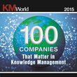 RightAnswers Named in KMWorld's 100 Companies That Matter in Knowledge...