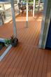 Brighten up your deck with the Vintage Collection's Cypress, with a light, sunny reddish hue.