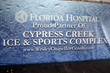 Florida Hospital Partners with Largest Ice & Sports Complex in the Southeastern US