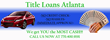 "Atlanta Title Loan Applicants Can Expect ""Instant Approvals""..."