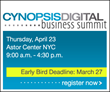 Digital Media Leaders Gather in NYC on April 23 For Cynopsis...