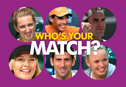 "Enter The ""Who's Your Match?"" Sweepstakes"