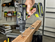 Rockwell 20V Brushless Impact Driver drilling post