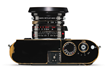 Top View of Leica M-P 'Correspondent' from Lenny Kravitz