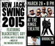New Jack Swing 2015 Comes to Brooklyn: Marquee Concerts Presents Blackstreet, Guy, special guest El DeBarge + music by The Finisher Mister Cee at Kings Theatre, March 28