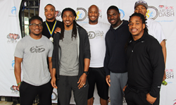 NFL players support As One Foundation 5th Annual Darling Dash 5k